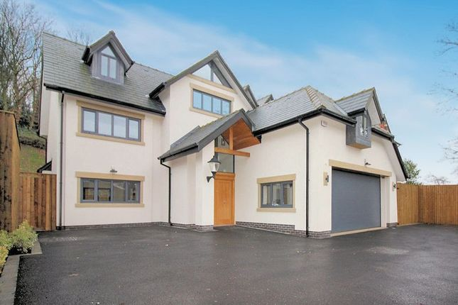 6 bedroom detached house for sale in Plot 3, Shrewsbury Wood, Shrewsbury Road, Prestwich