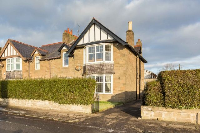 Thumbnail Semi-detached house for sale in Clepington Road, Dundee, Angus