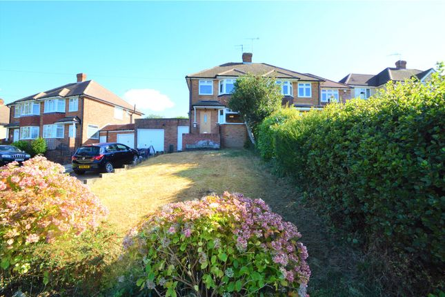 Thumbnail Semi-detached house to rent in The Ruffetts, Selsdon, South Croydon