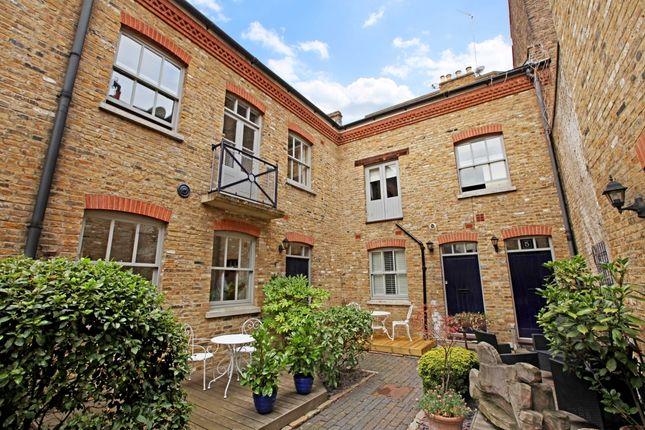 Thumbnail Mews house to rent in Hardwicke Mews, London