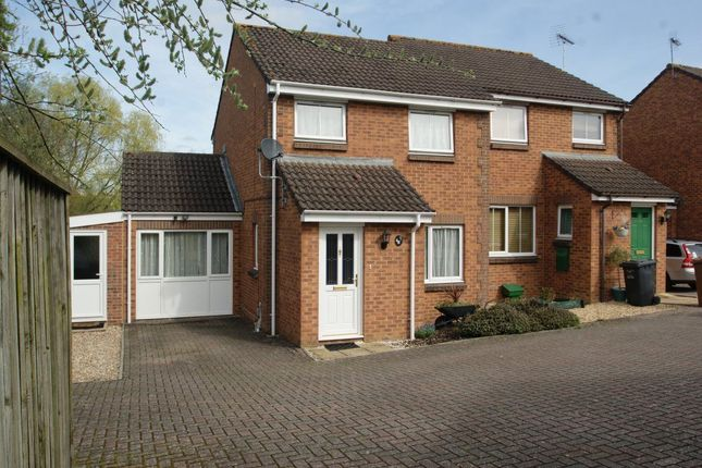 Thumbnail Semi-detached house to rent in Coachways, Andover