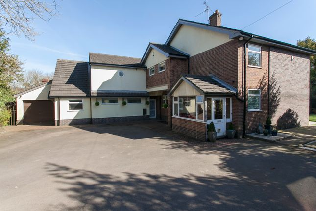 Thumbnail Detached house for sale in The Green, Clayton, Newcastle-Under-Lyme