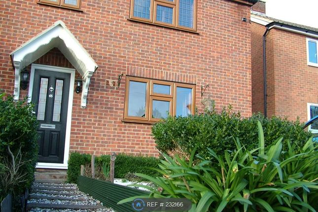 Thumbnail End terrace house to rent in Macon Way, Upminster