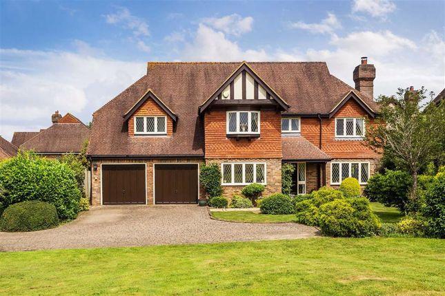 Thumbnail Detached house for sale in Greshams Way, Edenbridge, Kent