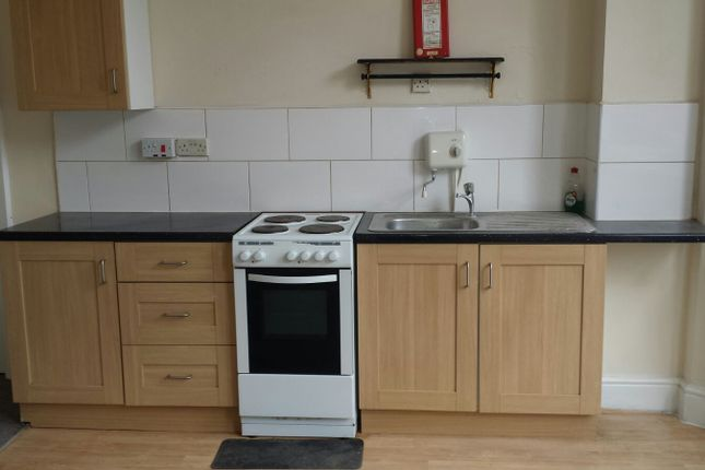 Thumbnail Flat to rent in Broughton Road, Handsworth