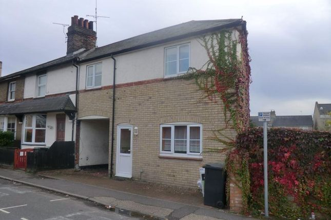 Thumbnail End terrace house to rent in Manor Street, Braintree