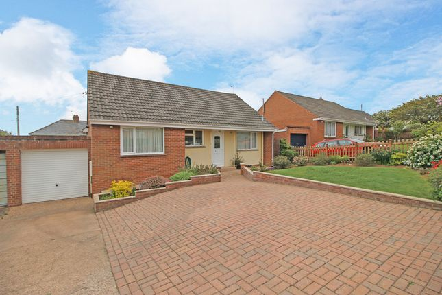 Thumbnail Detached bungalow for sale in Westfield, Exminster, Exeter