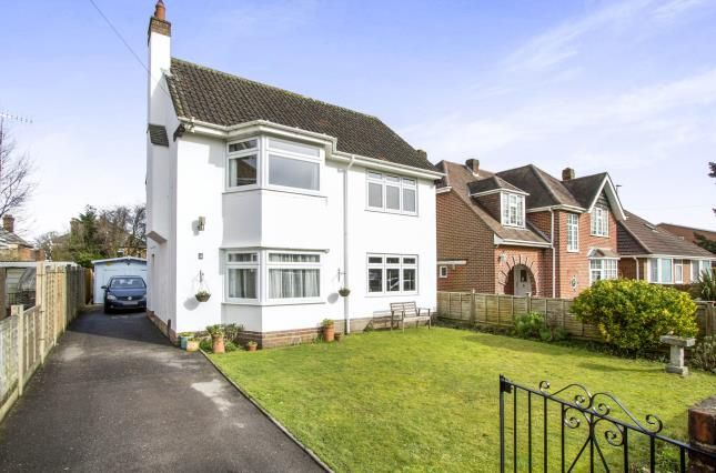 Thumbnail Detached house for sale in Parkstone Heights, Parkstone, Poole