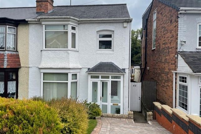 Semi-detached house for sale in Stechford Road, Hodge Hill, Birmingham