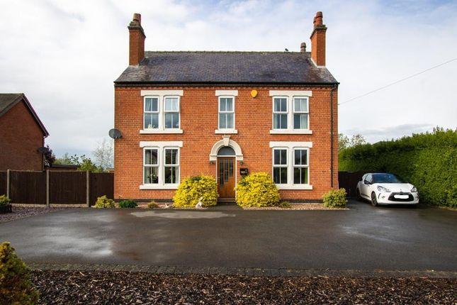 Thumbnail Detached house for sale in Henhurst Hill, Staffordshire, Burton-On-Trent