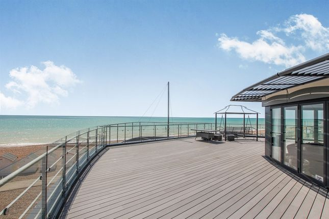 Thumbnail Flat for sale in The Waterfront, Goring-By-Sea, Worthing