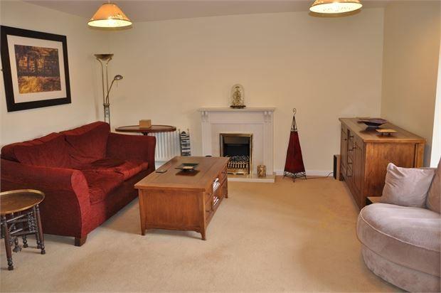 Lounge of Stainthorpe Court, Hexham, Northumberland. NE46