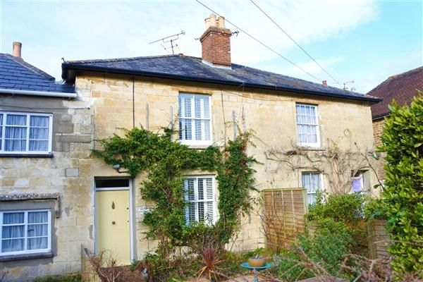 2 bed cottage for sale in Briar Cottage, Church Walk, Queen Street, Gillingham