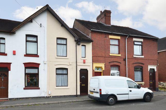 Thumbnail Terraced house to rent in Pennell Street, Bucknall, Stoke-On-Trent