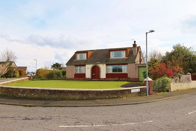 Thumbnail Detached bungalow for sale in 'auchengith' Springbank Road, Stranraer