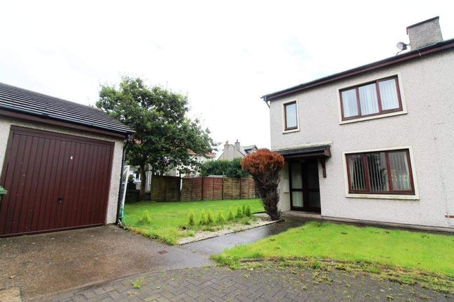 3 bed town house for sale in Radcliffe Close, Port Erin