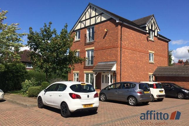 Thumbnail Flat to rent in Willow Court, Springfield Drive, Wistaston, Crewe