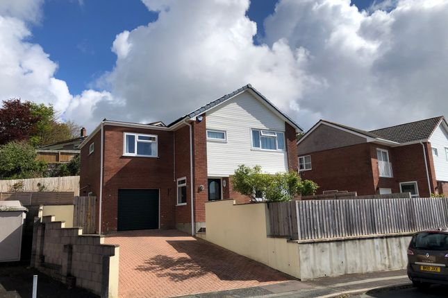 Thumbnail Detached house for sale in Cranfield, Plympton, Plymouth