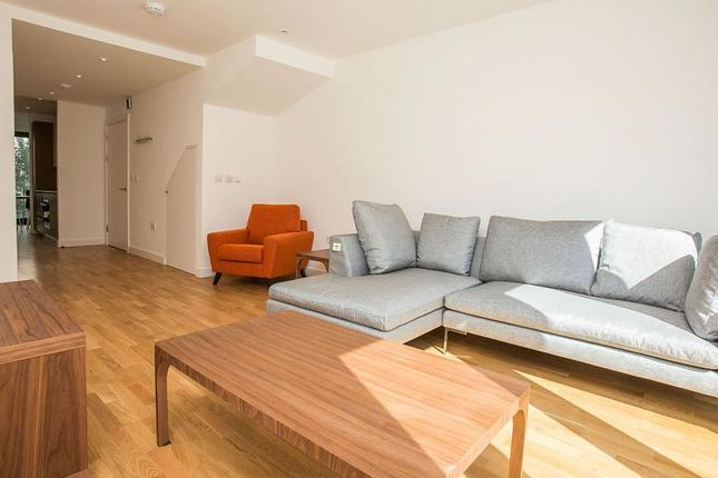 Thumbnail Town house to rent in Anthems Way, Olympic Park, London