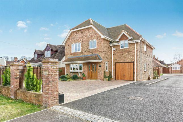Thumbnail Detached house for sale in Katherine Close, Kempshott, Basingstoke