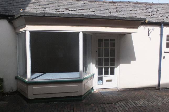Thumbnail Retail premises to let in Vine Street, Evesham