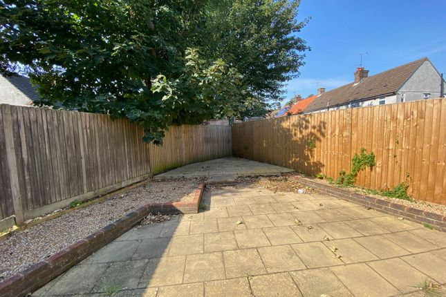 Garden of Barcombe Road, Brighton BN1