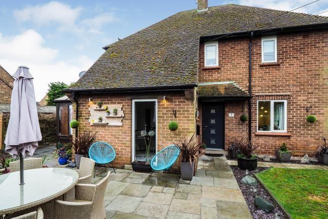 3 bed semi-detached house for sale in Cross Lane, East Bridgford, Nottingham, Nottinghamshire NG13