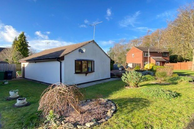 2 bed bungalow to rent in Leighton Avenue, Loughborough LE11
