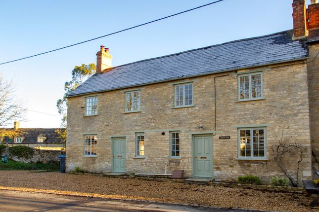 Thumbnail Semi-detached house to rent in Church Road, Church Hanborough, Long Hanborough, Oxfordshire