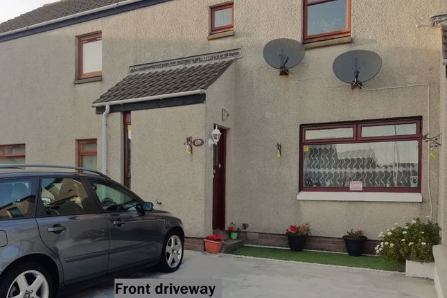 Thumbnail Terraced house for sale in Scalloway Park, Fraserburgh