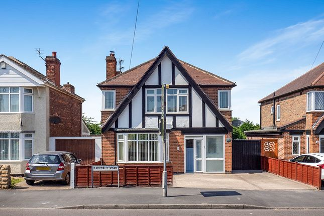 Thumbnail Detached house for sale in Parkdale Road, Carlton, Nottingham
