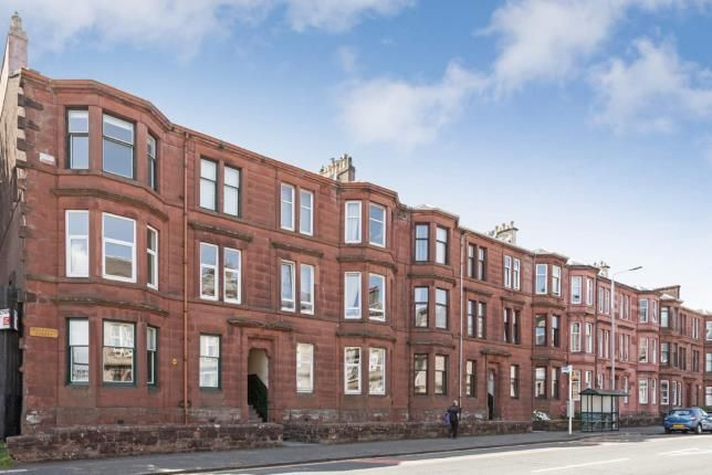 Thumbnail Flat for sale in Brougham Street, Greenock, Inverclyde