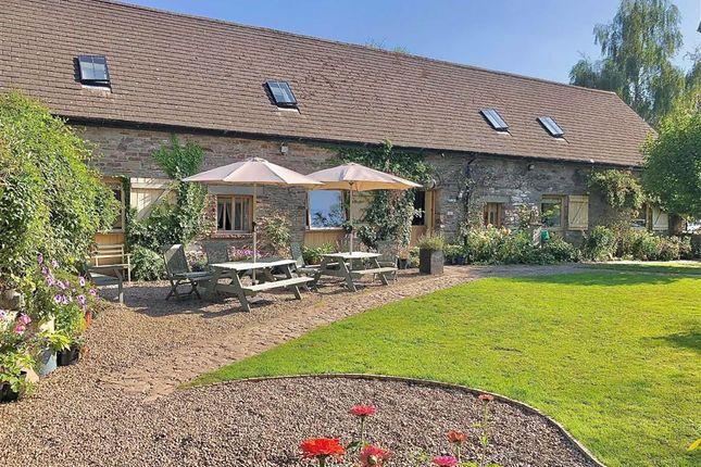 Thumbnail Barn conversion for sale in Station Yard, Talgarth, Brecon