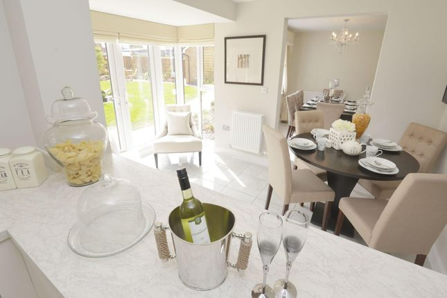 """Thumbnail Detached house for sale in """"Cambridge"""" at Rykneld Road, Littleover, Derby"""