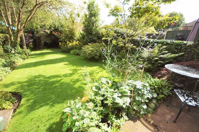 Garden of Brentford Road, Kings Heath, Birmingham B14