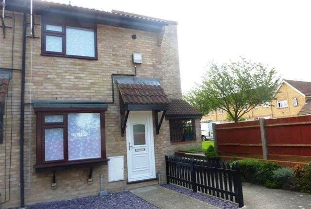 End terrace house to rent in Ashlyns Way, Chessington