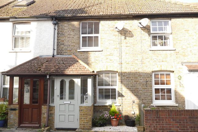 Thumbnail Terraced house to rent in Kent Road, West Wickham