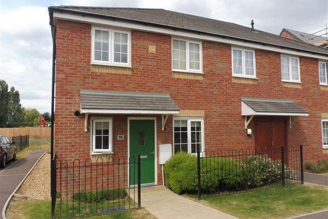 Thumbnail Property for sale in Apollo Avenue, Cardea, Peterborough