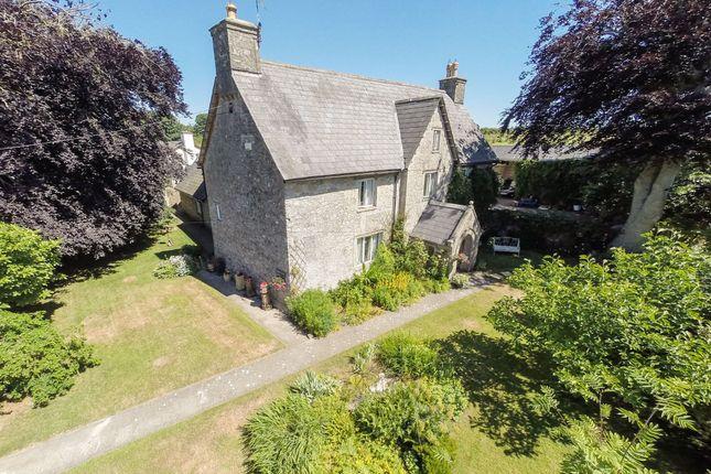 Thumbnail Detached house for sale in Wick Road, St. Brides Major, Bridgend
