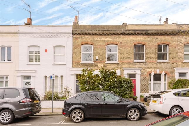 Thumbnail Terraced house for sale in Hatley Road, London