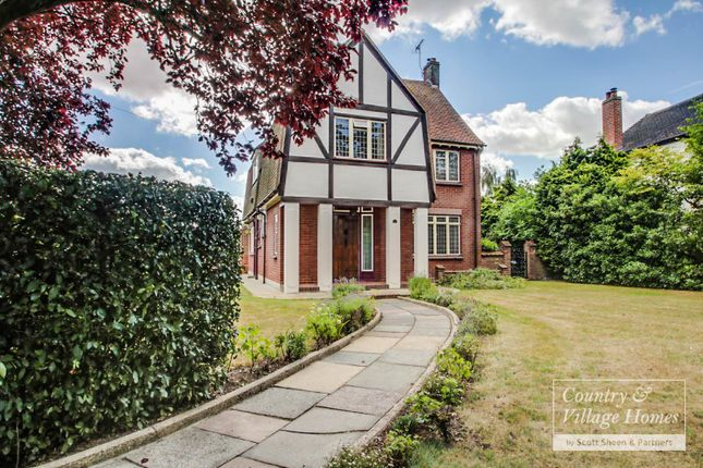 Thumbnail Detached house for sale in Landermere Road, Thorpe-Le-Soken, Clacton-On-Sea