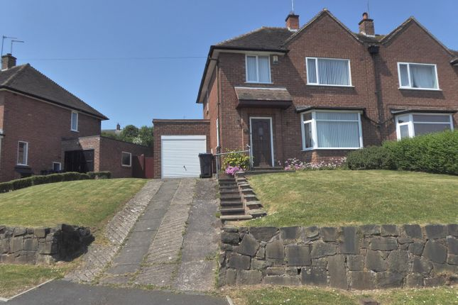 Thumbnail Semi-detached house for sale in Meadow Brook Road, Birmingham
