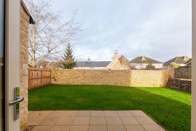 Garden At Back of Berkeley Close, South Cerney, Cirencester GL7