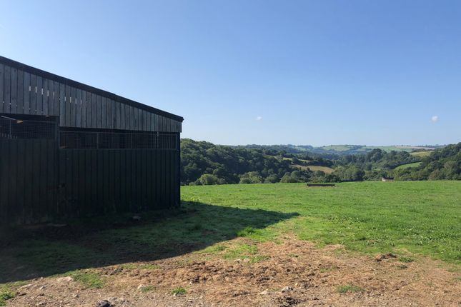 Thumbnail Land for sale in Littlehempston, Totnes