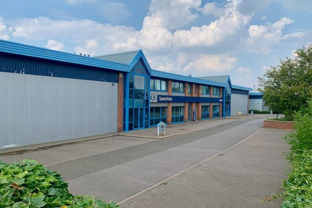 Thumbnail Industrial to let in Airport Executive Park, President Way, Luton