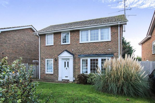 Thumbnail Detached house to rent in Greystone Avenue, Worthing