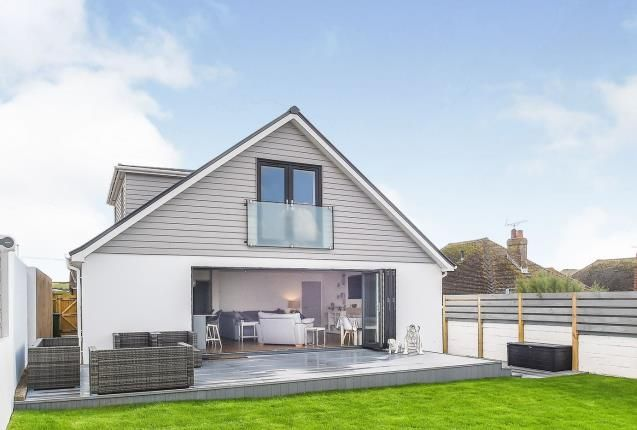 Thumbnail Bungalow for sale in Ardingly Road, Saltdean, Brighton, East Sussex
