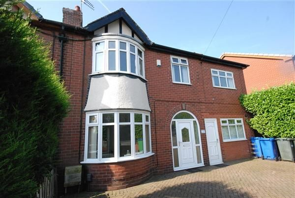 Thumbnail Semi-detached house for sale in Whitworth Road, Rochdale