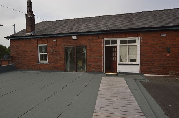Thumbnail Flat to rent in 24 Longworth Road, Bolton