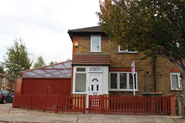 Thumbnail Semi-detached house for sale in Plaistow, London, England